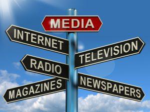 Media signpost